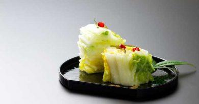 視覚から楽しむことが出来る華やかな漬物『銀座若菜』さん