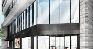 新たな「バーニーズ」を体感する場所、「バーニーズ・ニューヨーク」六本木店