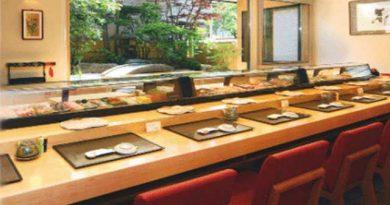 函館で極上のお寿司をいただくなら・・・「梅乃寿司」さん
